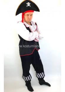 Пират взрослый